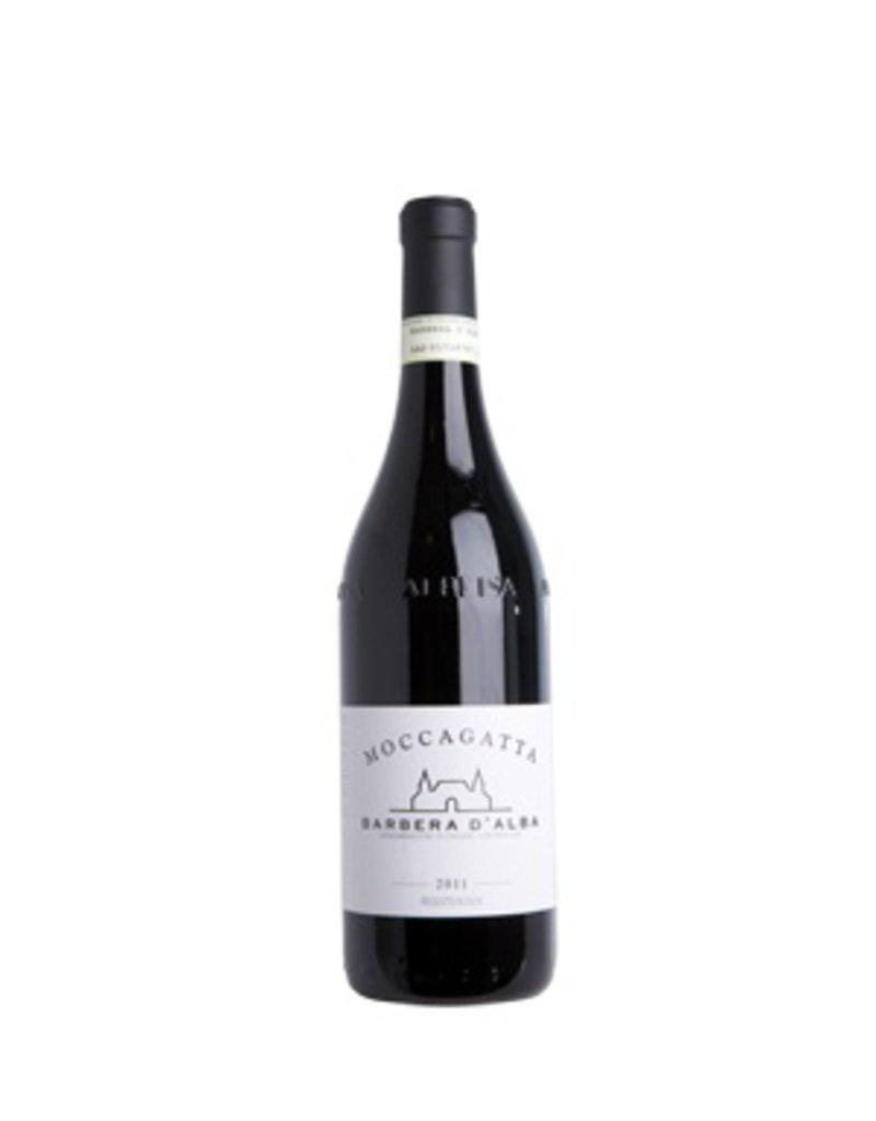 Italian Wine Moccagatta Barbera d'Alba 2014 750ml