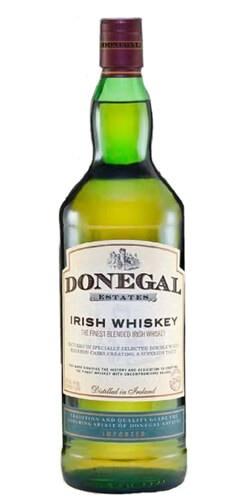 Irish Whiskey Donegal Irish Whiskey 750ml