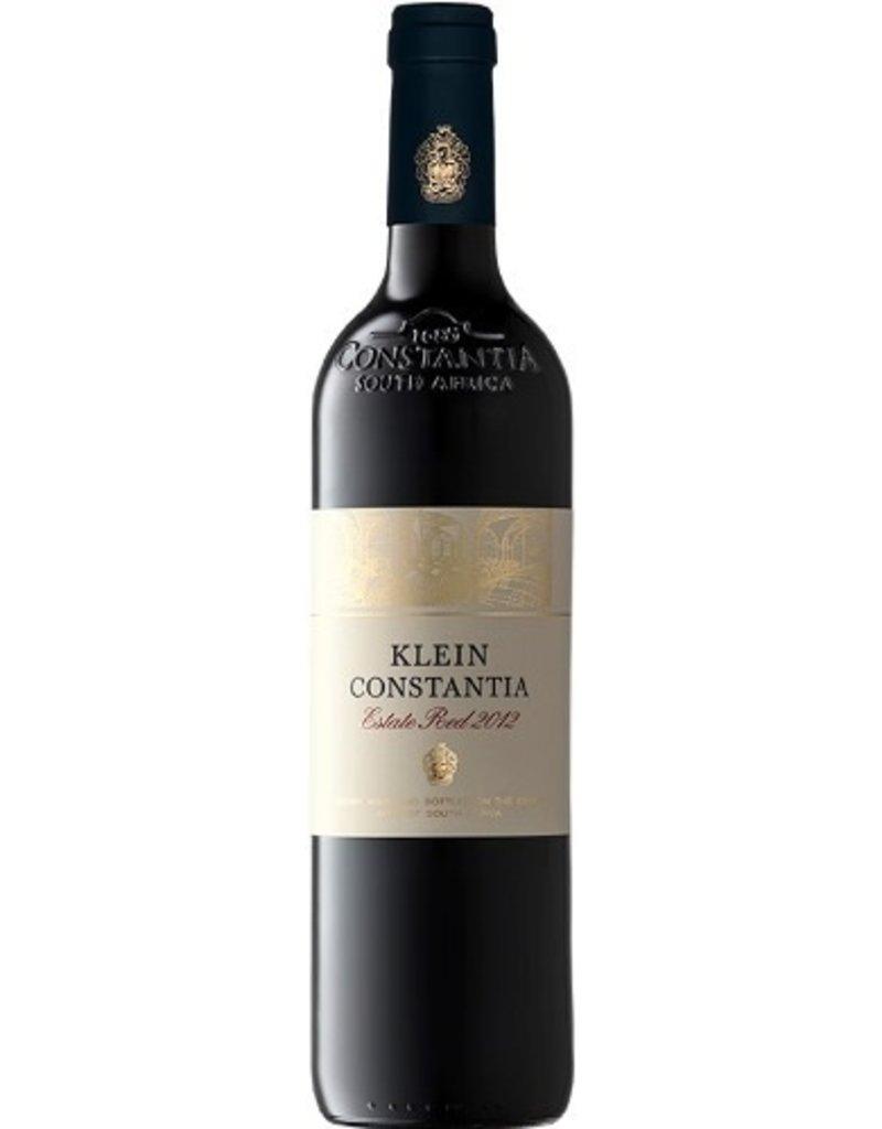 South African Wine Klein Constantia Estate Red 2012 750ml