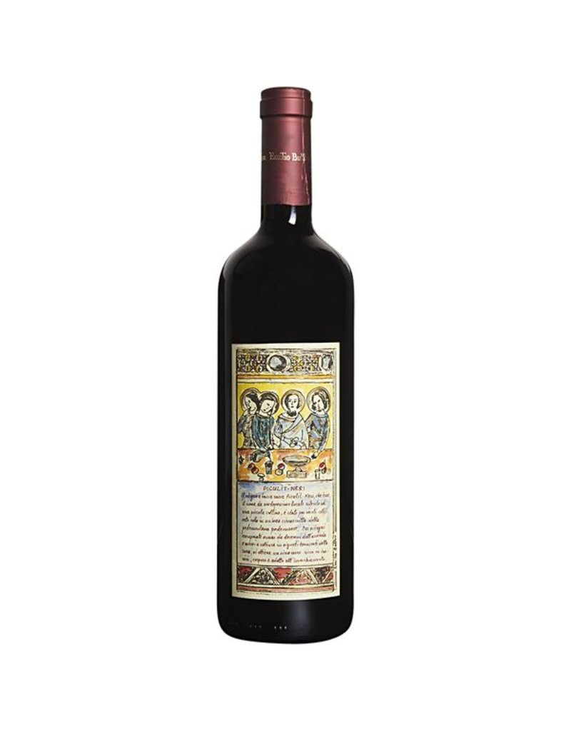 Italian Wine Emilio Bulfon Piculit Neri 2015 750ml