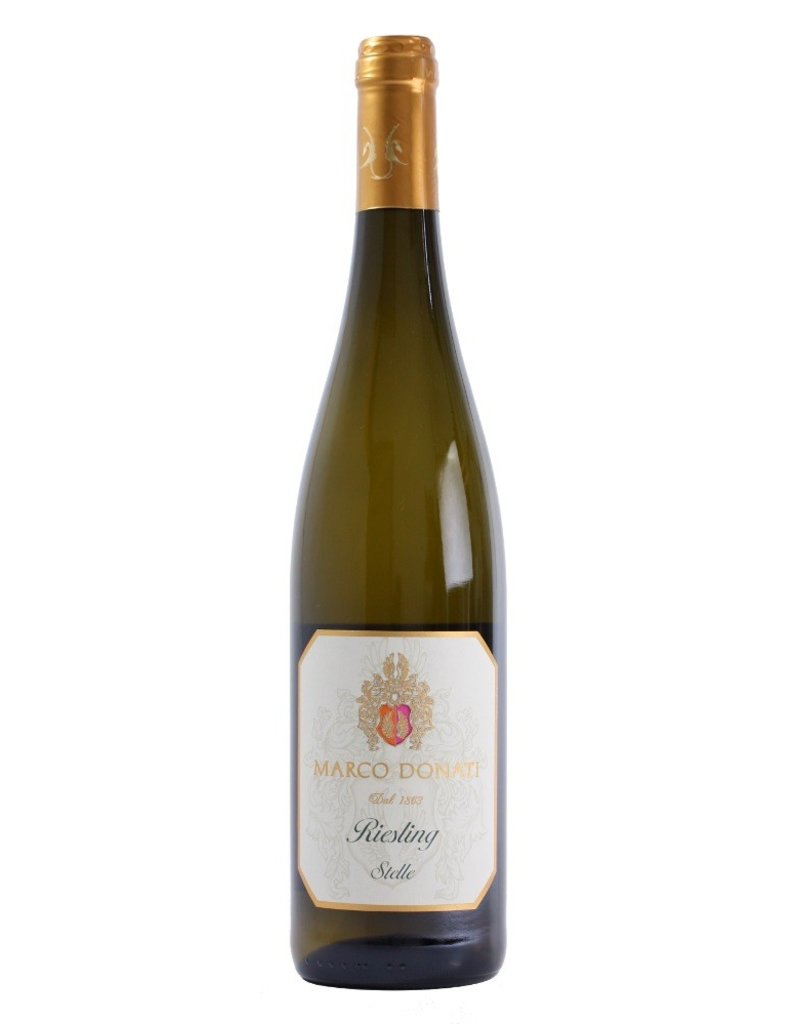 "Italian Wine Marco Donati Riesling ""Stelle"" Alto Adige 2012 750ml"