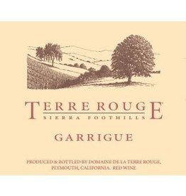 """American Wine Terre Rouge """"Garrigue"""" 2013 750ml"""
