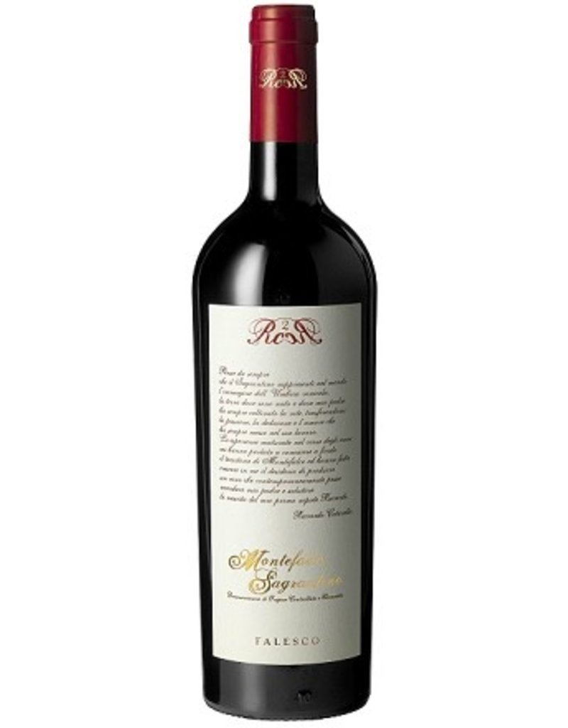 Italian Wine Falesco Montefalco Sagrantino 2010 750ml