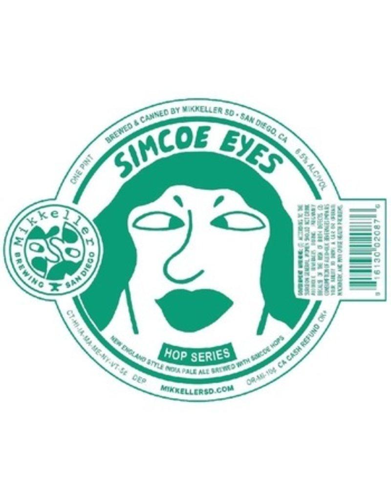 Beer Mikkeller Simcoe Eyes IPA 16oz 4pk