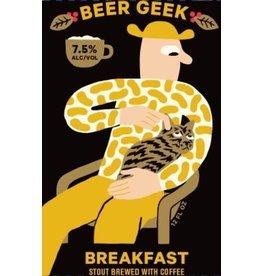 Beer Mikkeller Beer Geek Breakfast Stout 16oz 4pk