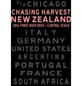 Australia/New Zealand Wine Chasing Harvrest Pinot Noir Rosé Central Otago New Zealand 2016 750ml