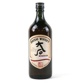 Asian Whiskey Ohishi Whisky 750ml