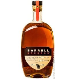 Whiskey Barrell Bourbon Batch #012 9yrs 750ml
