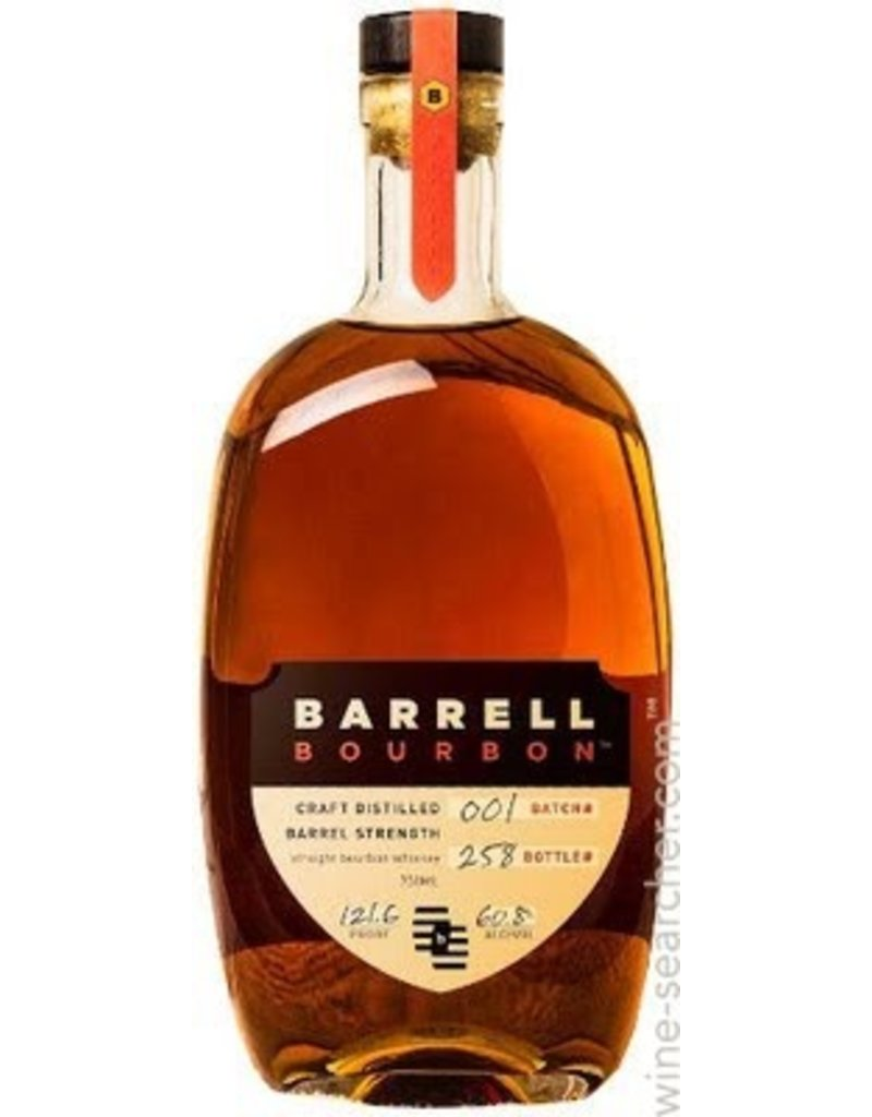 Whiskey Barrell Bourbon Batch #012 9yrs 750ml