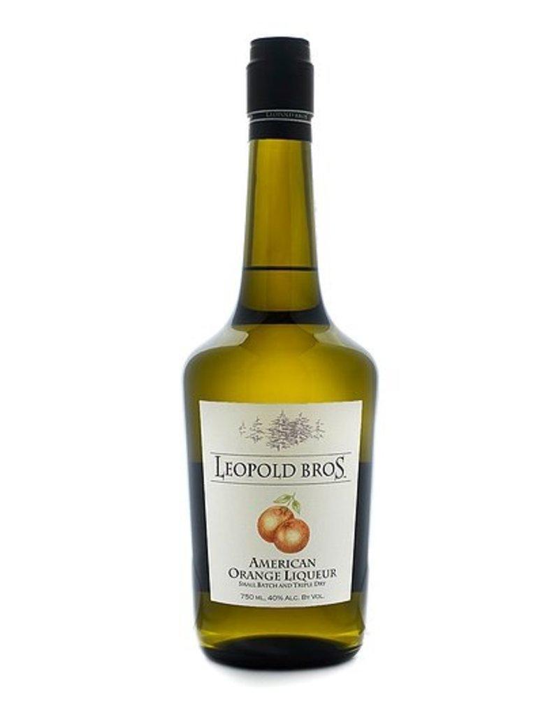 Liqueur Leopold Brothers American Orange Liqueur 750ml