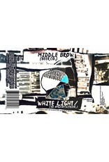 Beer Middle Brow White Light 4pk Cans