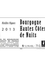 French Wine Julien Cruchandeau Hautes Cotes de Nuits Blanc 2015 750ml