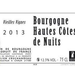 French Wine Julien Cruchandeau Hautes Cotes de Nuits Blanc 2015 750ml