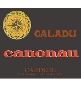 """Italian Wine Cardedu """"Caladu"""" Cannonau di Sardegna Jerzu 2013 750ml"""