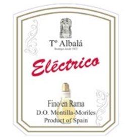 """Sherry Toro Albala """"Eléctrico"""" Fino en Rama Montilla-Moriles 375ml"""