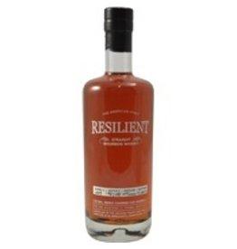 Bourbon Resilient Straight Bourbon Whiskey Barrel #3 11 Year Distilled 05/2006, bottled 6/2017 750ml