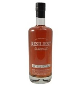 Bourbon Resilient Barrel #006 11 Year Straight Bourbon Whisky 750ml