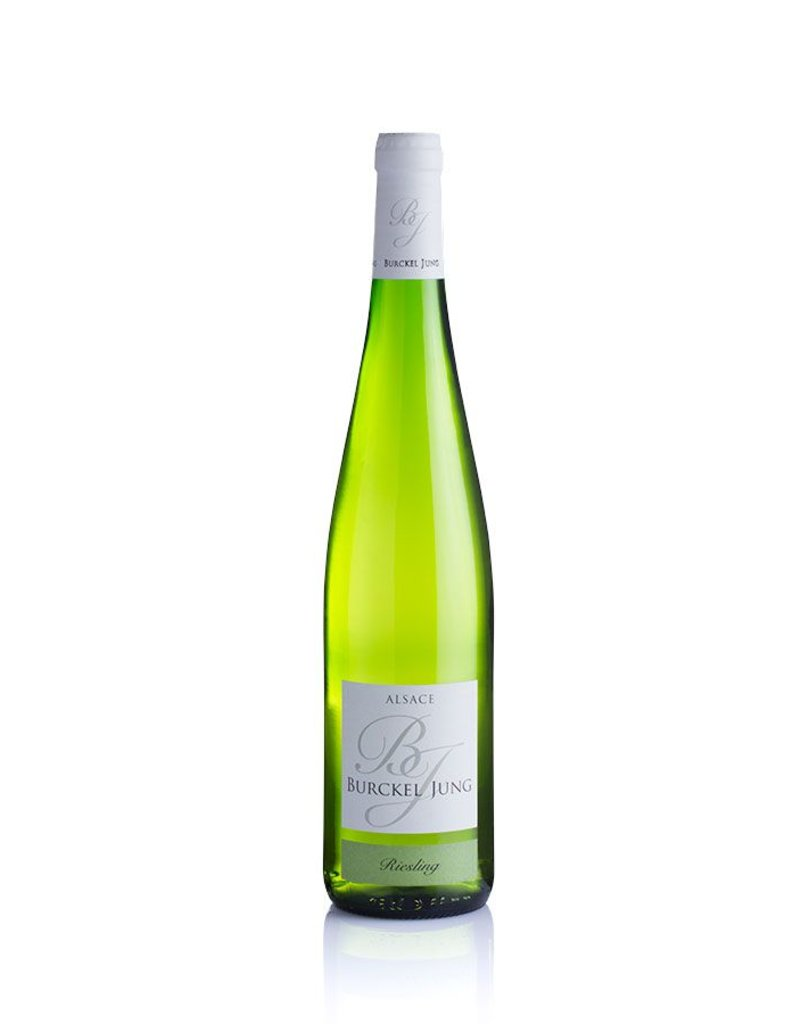 French Wine Burckel Jung Riesling Alsace 2014 750ml