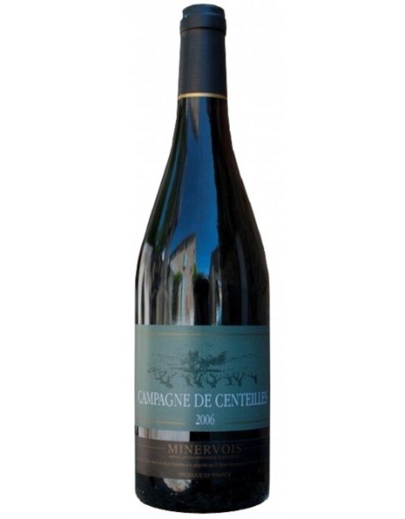 French Wine Campagne de Centeilles Minervois Rouge 2011 750ml