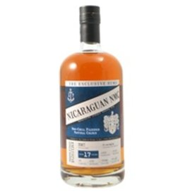 Rum The Exclusive Rums Nicaraguan NMC 17 Year Cask No. 25 57.4%abv 750ml