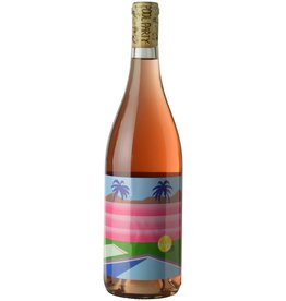 "American Wine Richvale ""Pool Party"" Pink Wine 2016 750ml"