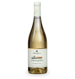 """Italian Wine Chiusa Grande """"Vinosophia"""" Pecorino 2016 750ml"""