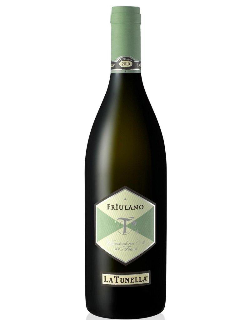 Italian Wine La Tunella Friulano Friuli Colli Orientali 2016 750ml