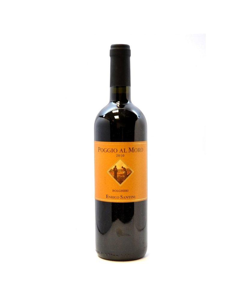 """Italian Wine Enrico Santini """"Poggio al Moro"""" Bolgheri 2012 750ml"""