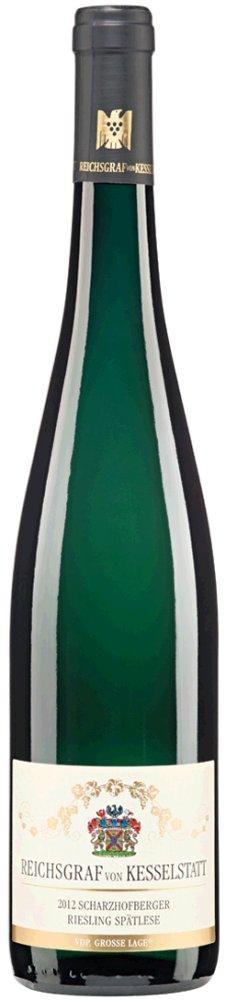 German Wine Reichsgraf von Kesselstatt Scharzhofberger Riesling Spatlese VPD Grosse Age 2014 750ml
