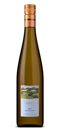 American Wine Lemelson Dry Riesling Willamette Valley 2011 750ml