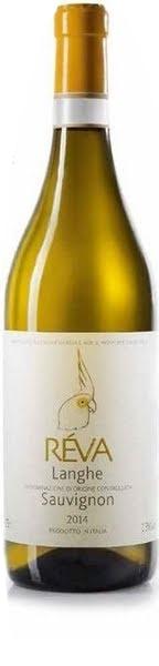 Italian Wine Réva Langhe Sauvignon 2015 750ml