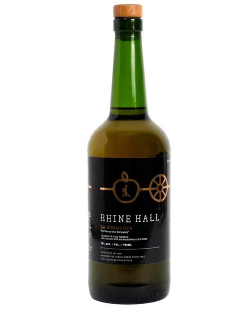 "Liqueur Rhine Hall ""La Normande"" American Style Pommeau 750ml"