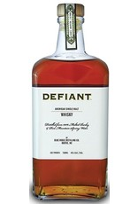 Whiskey Defiant American Single Malt Whisky Blue Ridge Distilling Co. Golden Valley, NC 750ml