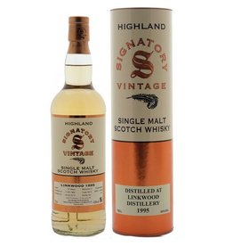 Scotch Signatory Vintage Linkwood 1997 19 Year Single Malt Scotch Whisky Cask # 7539 750ml