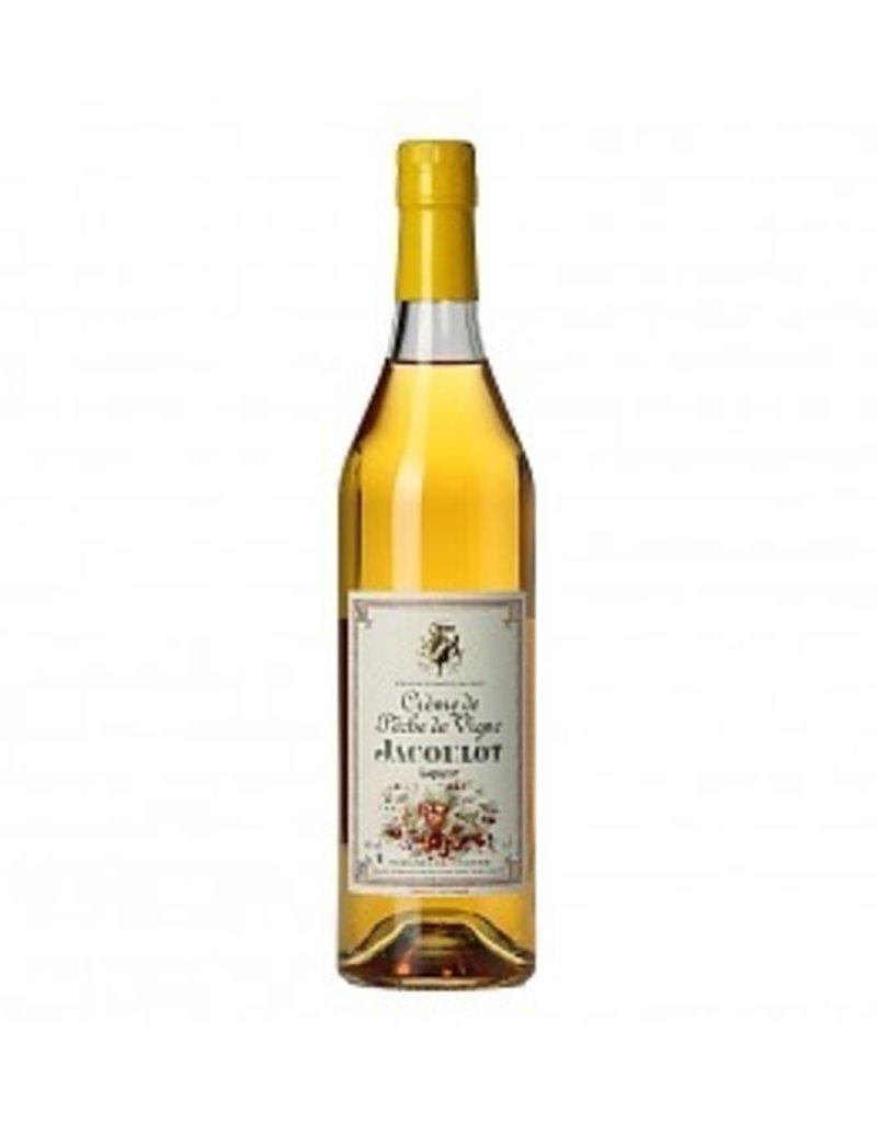 Liqueur Jacoulot Créme de Peche de Vigne 750ml