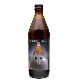 "Cider B. Nektar ""The Dude's Rug"" Hard Cider with Tea & Chai Spices Added 500ml"