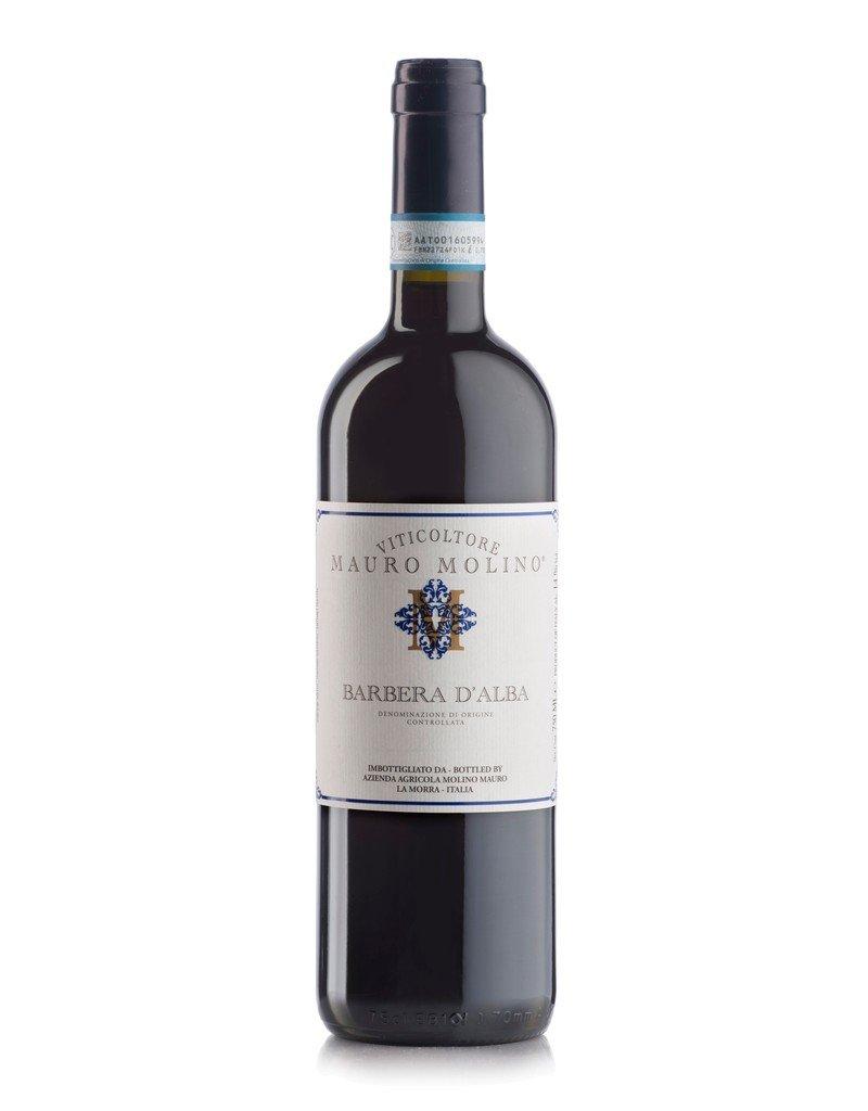 Italian Wine Mauro Molino Barbera d'Alba 2015 750ml