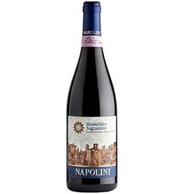 Italian Wine Napolini Montefalco Sagrantino 2008 750ml