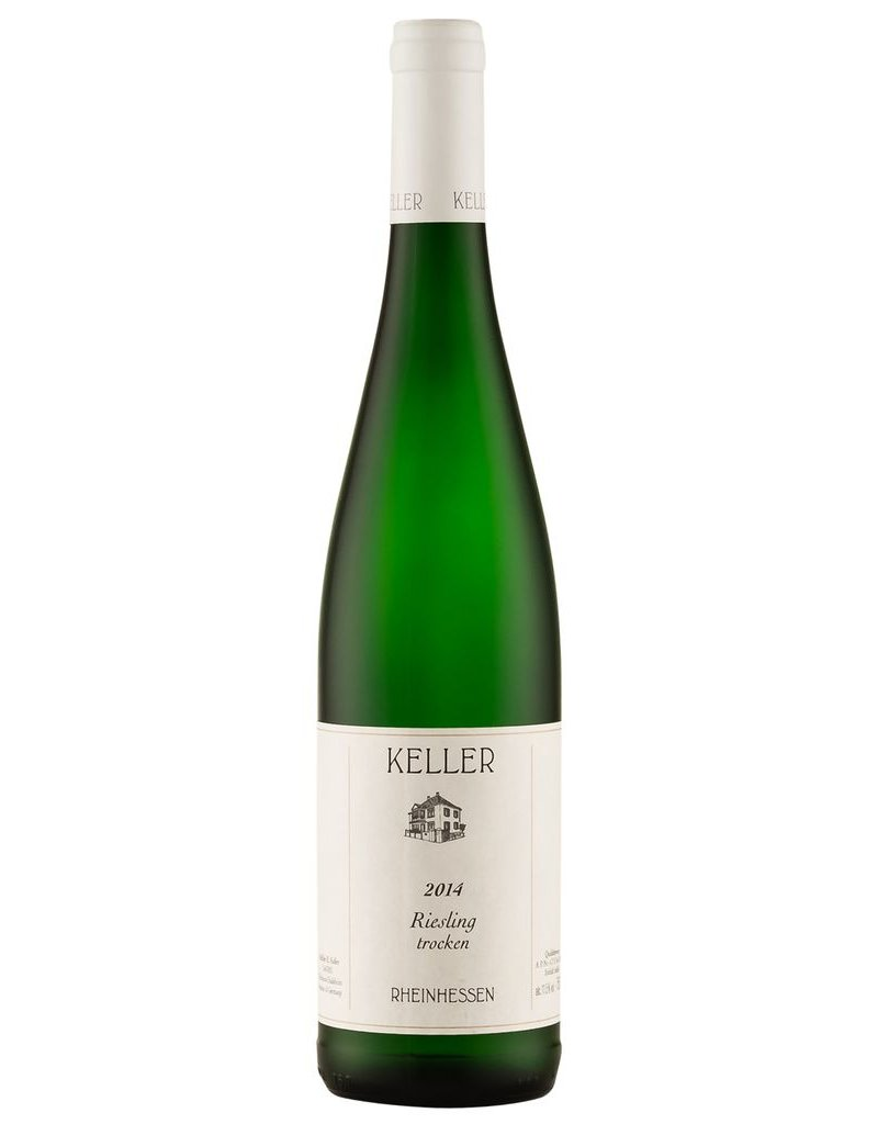 German Wine Keller Riesling Trocken 2015 750ml