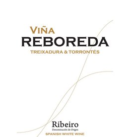 Spanish Wine Campante Reboreda Blanco Ribeiro 2012 750ml