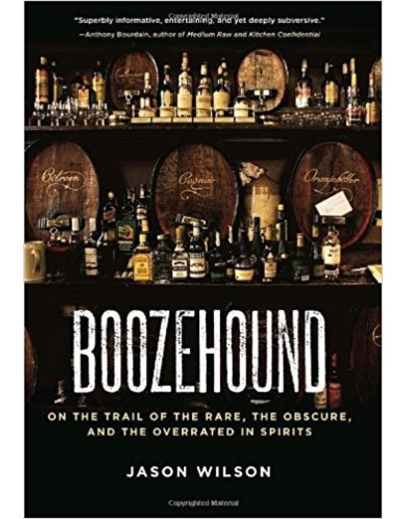 Miscellaneous Boozehound by Jason Wilson
