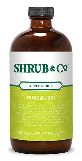 Mixer Shrub and Co Apple Shrub