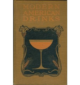 Books Modern American Drinks Book