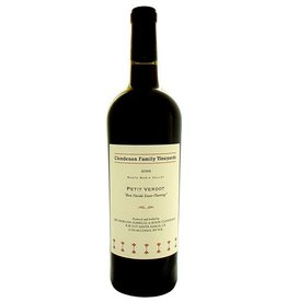 "American Wine Clendenen Family Vineyards Petit Verdot ""Bien Nacido Estate Plantings"" 2010 750ml"