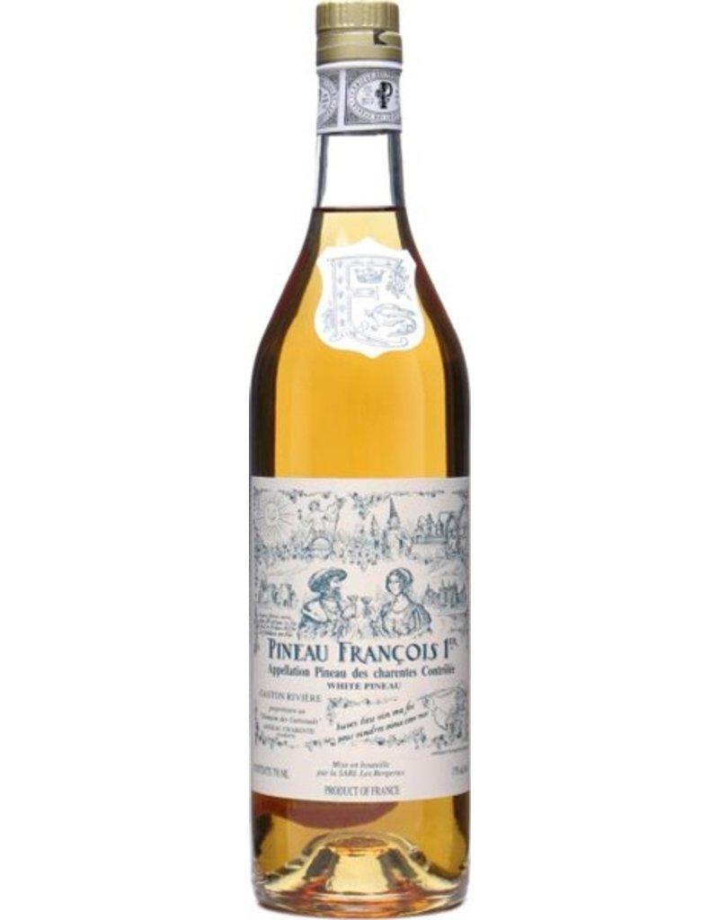 Dessert Wine Gaston Rivière Pineau François 1er Pineau des Charentes 750ml
