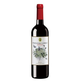 Spanish Wine Fernández Gómez Crianza Rioja Alavesa 2013 750ml