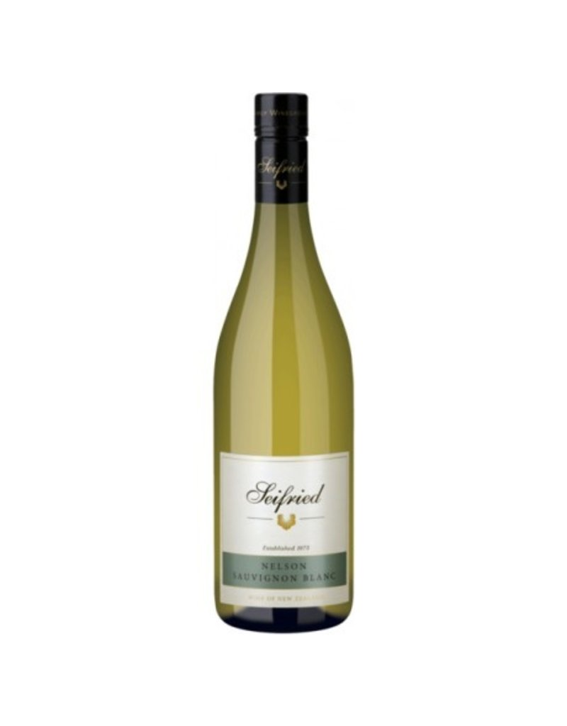 Australia/New Zealand Wine Seifried Sauvignon Blanc Nelson New Zealand 2014 750ml