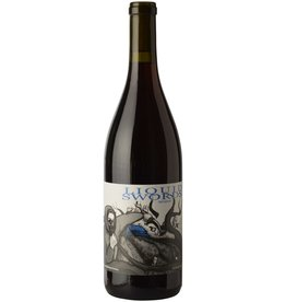 American Wine Liquid Swords Pinot Noir Santa Barbara County 2014 750ml