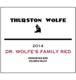 "American Wine Thurston Wolfe ""D.R. Wolfe's Family Red"" Columbia Valley WA 2013 750ml"