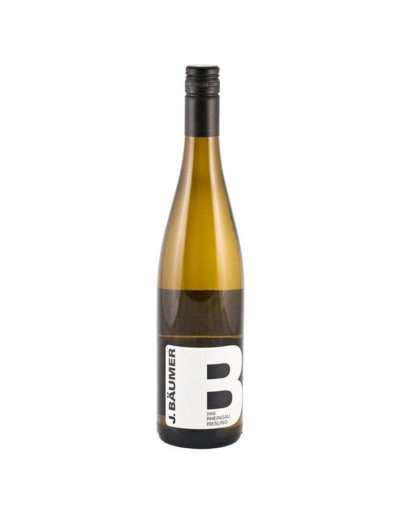 German Wine J. Baumer Rhein Riesling 2016 750ml